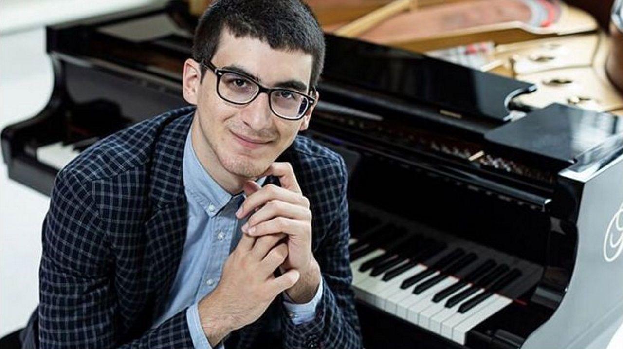 Giorgi Gigashvilli ofrecerá un concierto de música clásica en el Círculo de las Artes