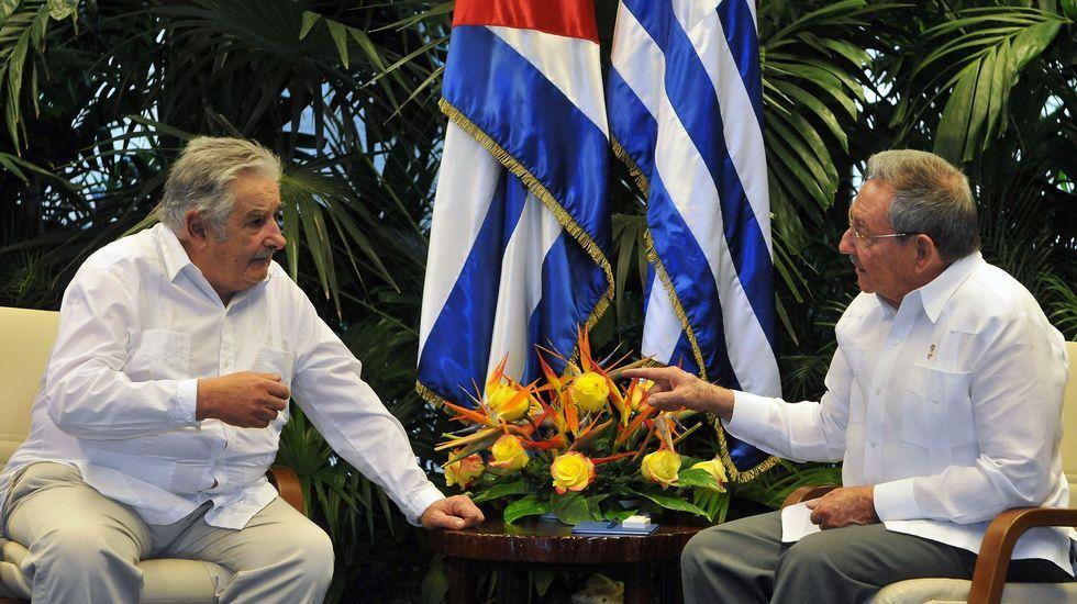 Mujica atribuye la elección de Trump al fenómeno de la globalización.El expresidente de Uruguay, José Mújica
