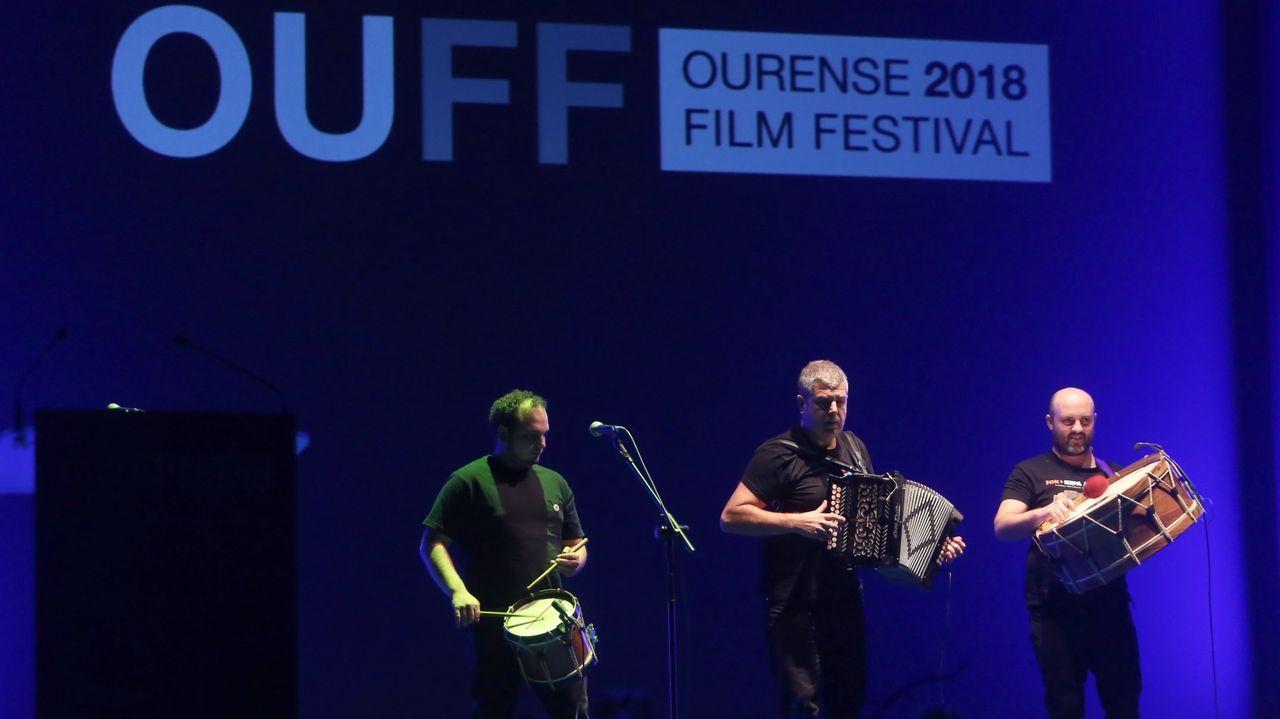 El propio Kepa Junkera presentó el documental en el OUFF de 2018