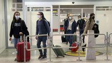 Imagen de archivo del aeropuerto compostelano