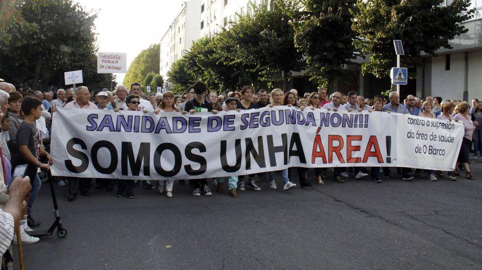 Los vecinos protagonizaron diversas protestas denunciando el estado del vial