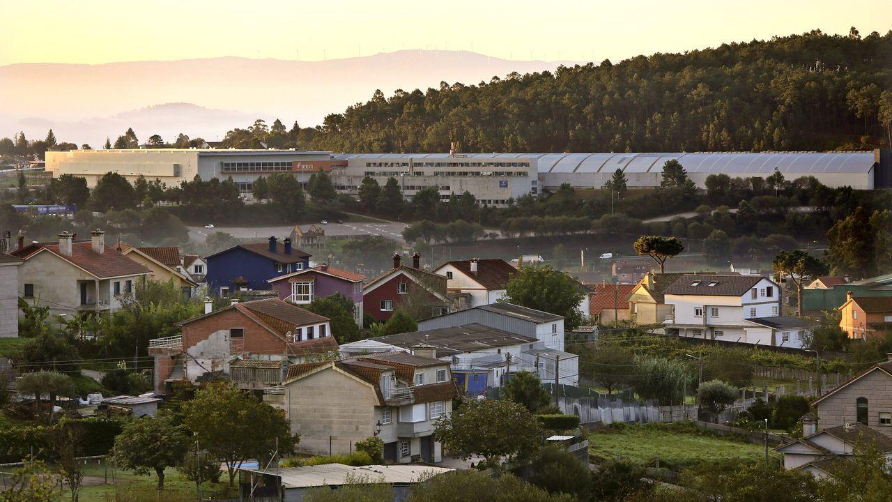 En marcha la ampliación del Ifevi en Vigo.La última feria Expomar se celebró en el 2019, en Burela