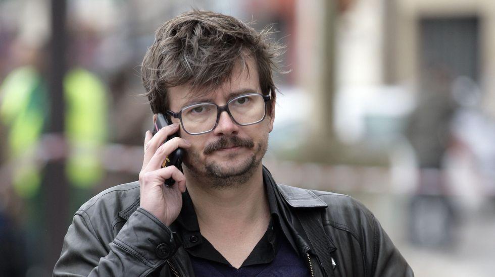Responsables de Charlie Hebdó reciben el premio PEN en Nueva York