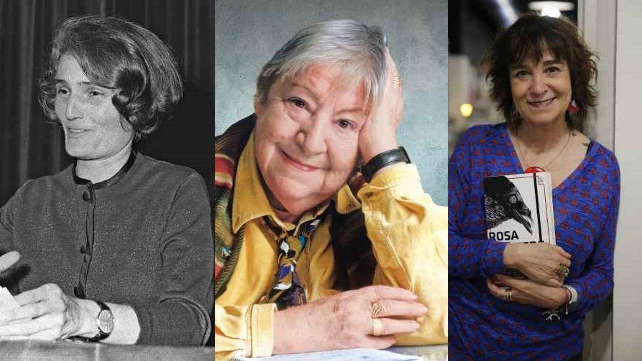 Carmen Laforet, Gloria Fuertes y Rosa Montero aparecen en el temario de forma específica