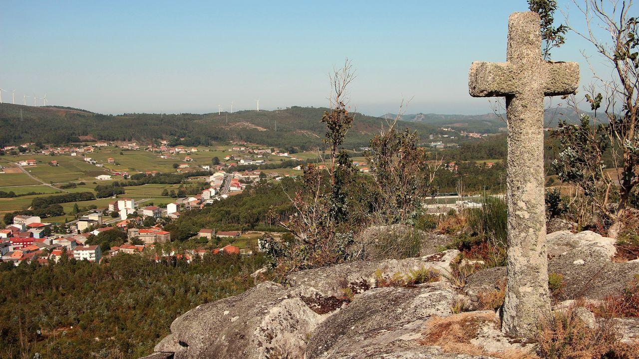 La última de las jornadas Parque do Megalitismo, en imágenes.Alexandre Nerium