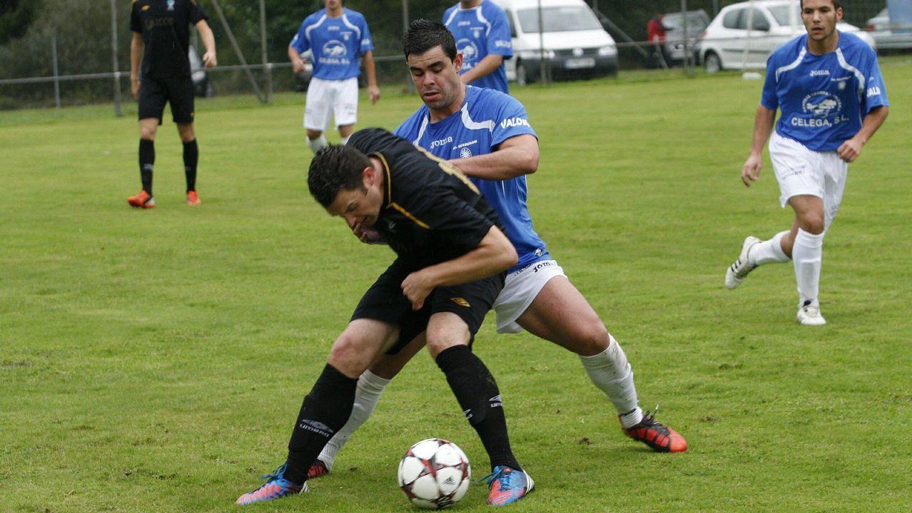 Las fotos del Las Palmas - Deportivo.Rubén Castro