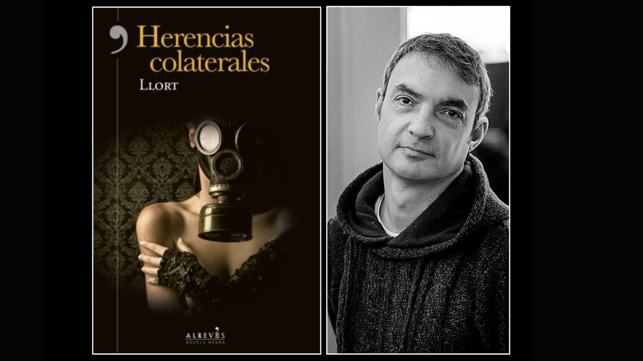 Lluís Llort gana el Premio Paco Camarasa de novela negra