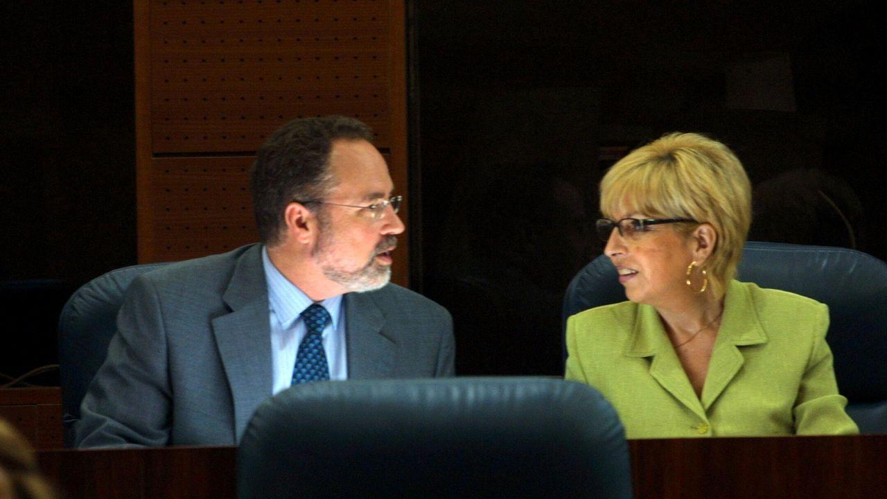 Imagen de Eduardo Tamayo y María Teresa Sáez