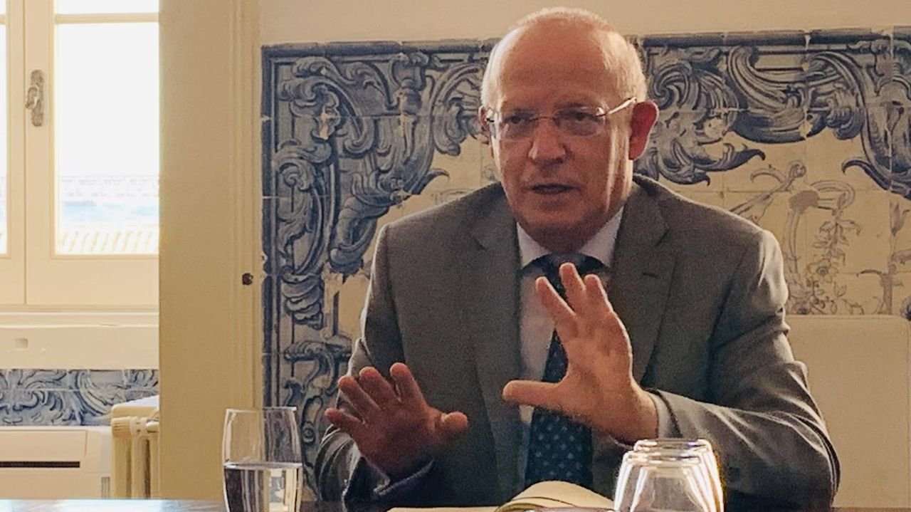Augusto Santos Silva, ministro de Exteriores de Portugal