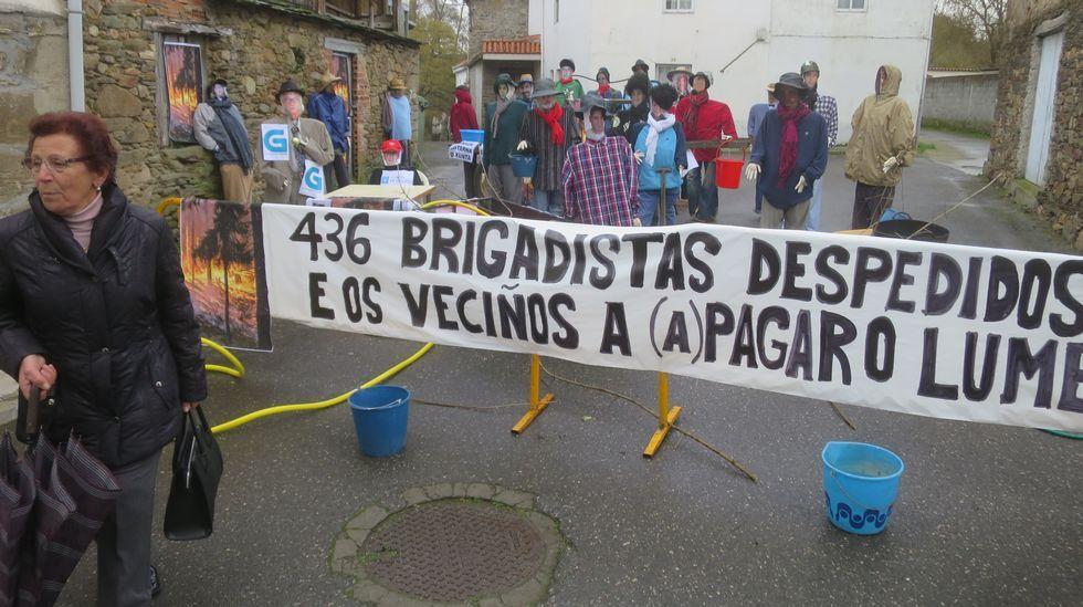 As imaxes que deixou o Xoves de Compadres na comarca de Lemos