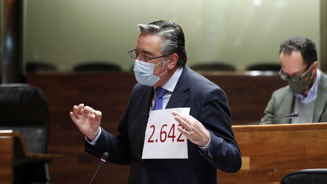 El diputado del PP, Pablo González