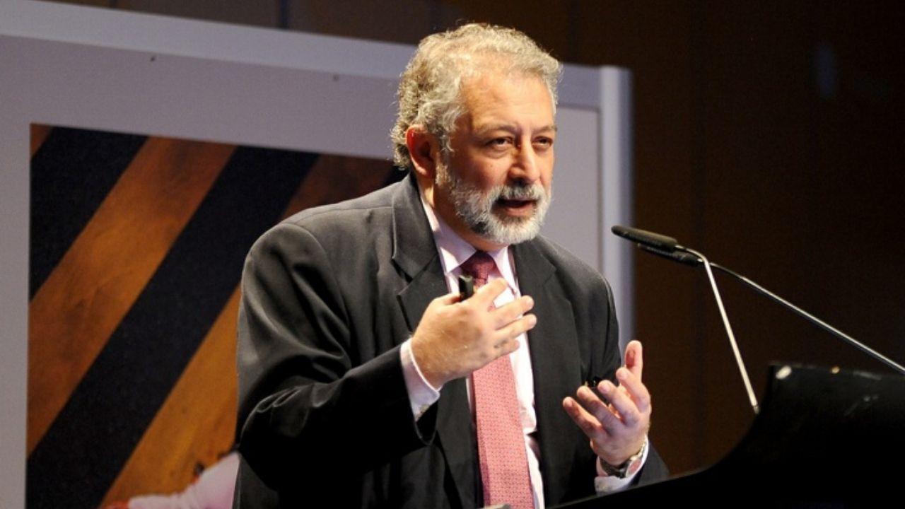 Daniel López-Acuña, en una imagen de archivo