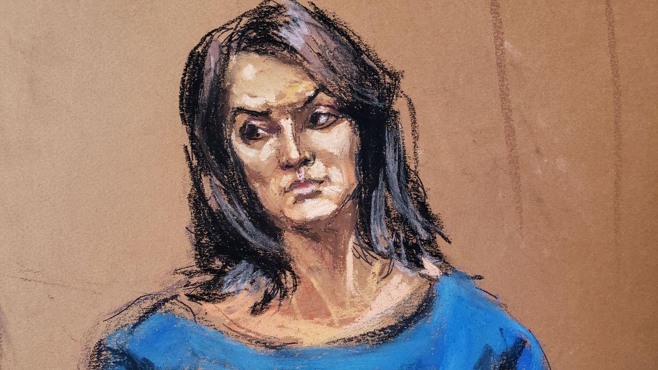 Sciorra, durante su testimonio ante el juez