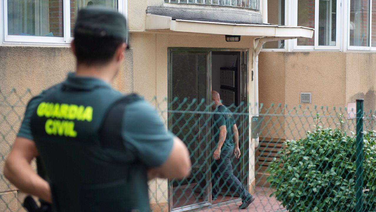 Monólogo de Buenfuente sobre el «procés».Francisco Javier Medina, declarado no culpable por el crimen de Almonte, en una imagen del documental