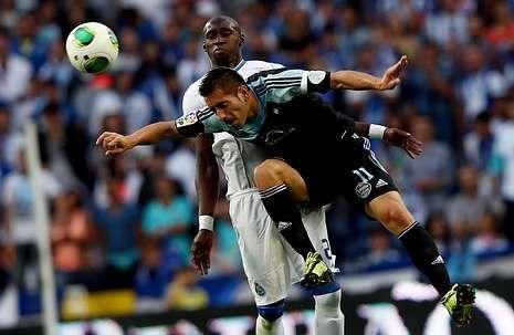 El Celta-Southampton, en fotos.Charles jugó sus primeros minutos como jugador céltico después de no participar el miércoles ante el Coruxo.