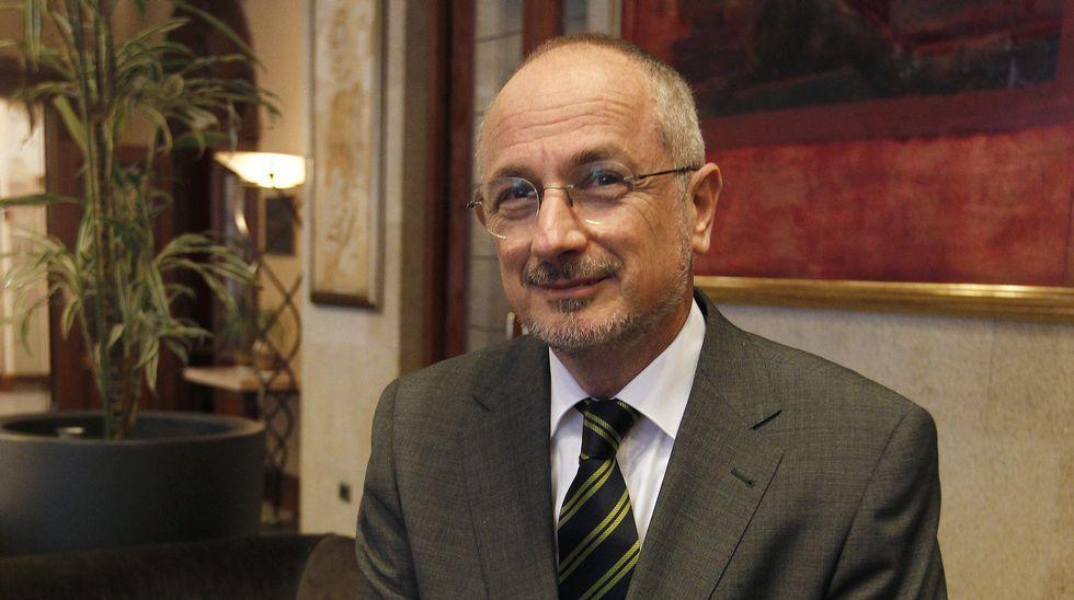 BARGUTIH.El vicecanciller alemán, Sigmar Gabriel