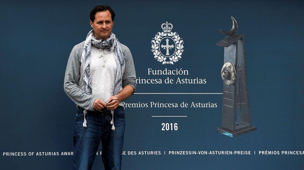 Richard Ford dedica el Premio Princesa de Asturias a sus lectores