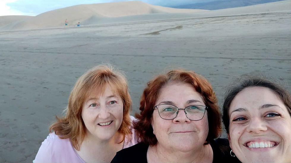 Gran Canaria vacía, contado por unas gallegas de las Rías Baixas