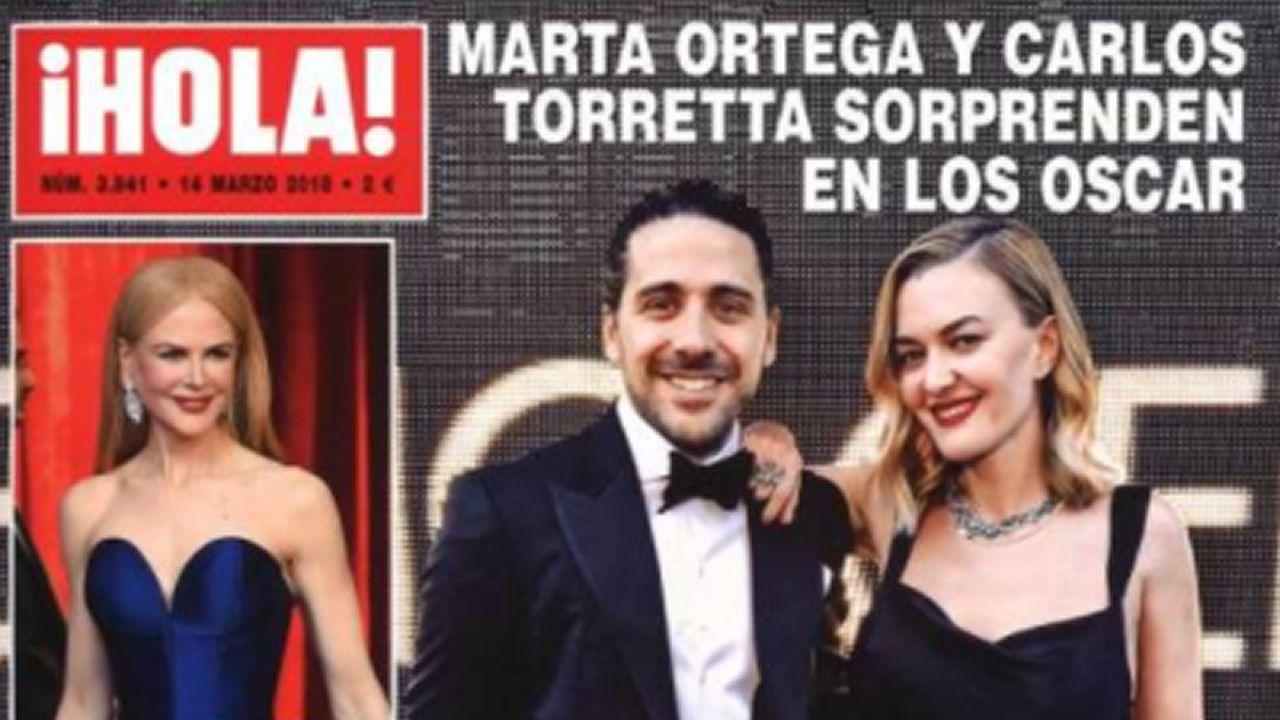 Marta Ortega se casa
