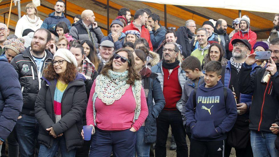 Público durante el pregón