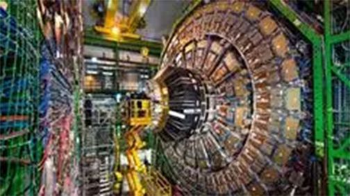 Experimento CMS del LHC en el CERN