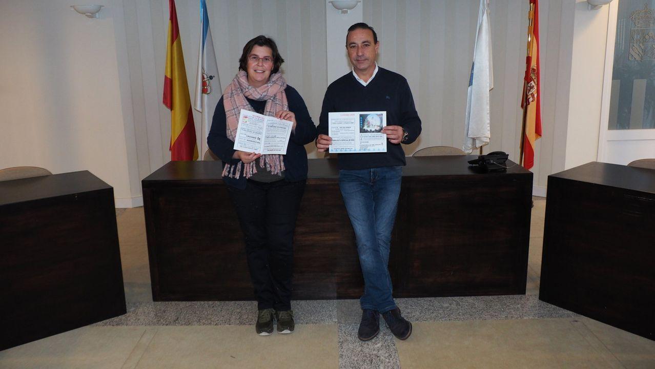 Xosé Lois Romero e Aliboria actuarán en la Foliada de A Fonsagrada