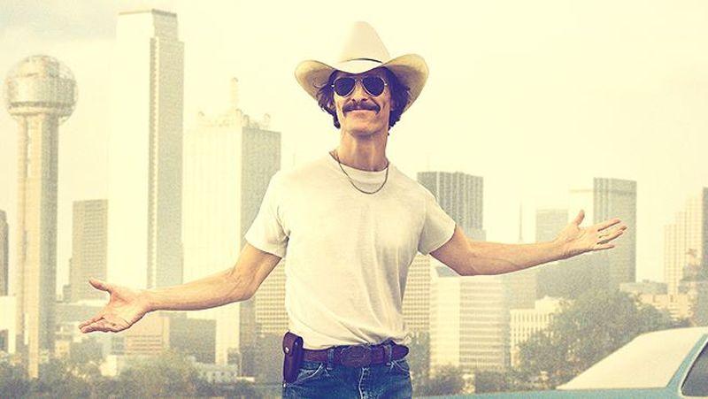 Oscars 2014: Tráiler de «Dallas Buyers Club».Todo está casi listo en Los Ángeles para los Oscars del domingo