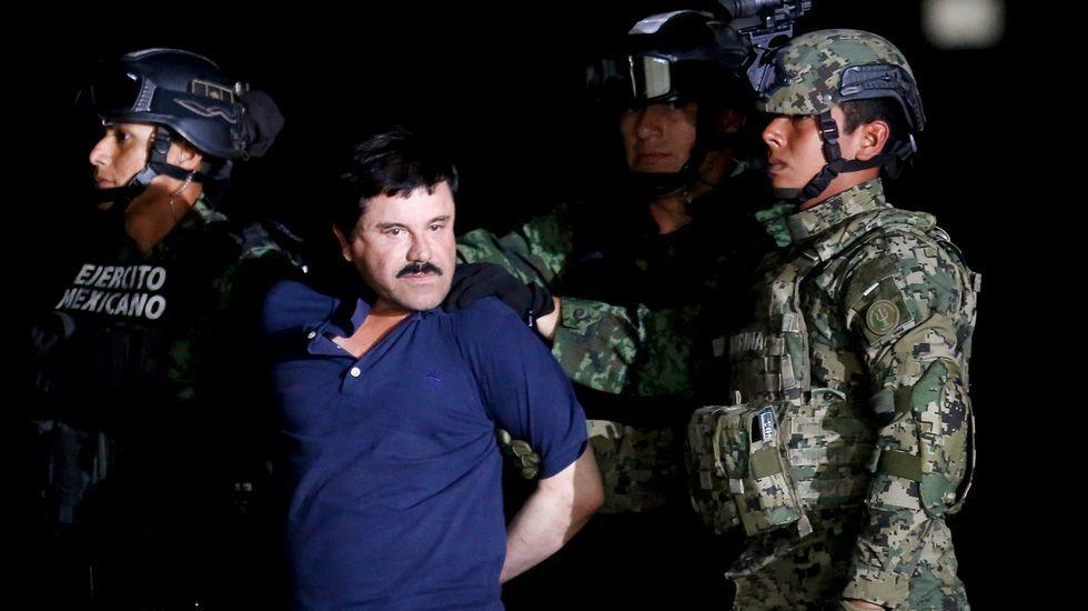 Así secuestraron a los hijos del Chapo.El Chapo