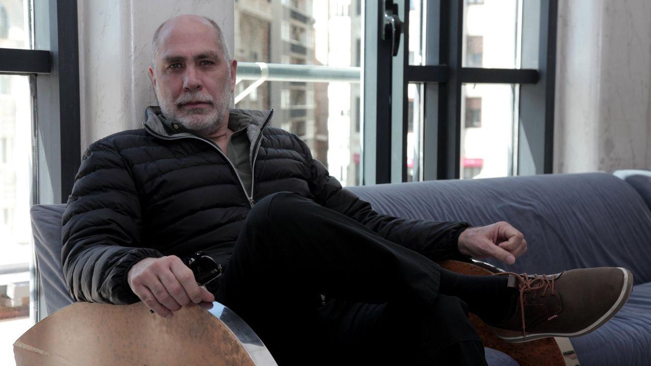 El mexicano Arriaga es escritor y cineasta