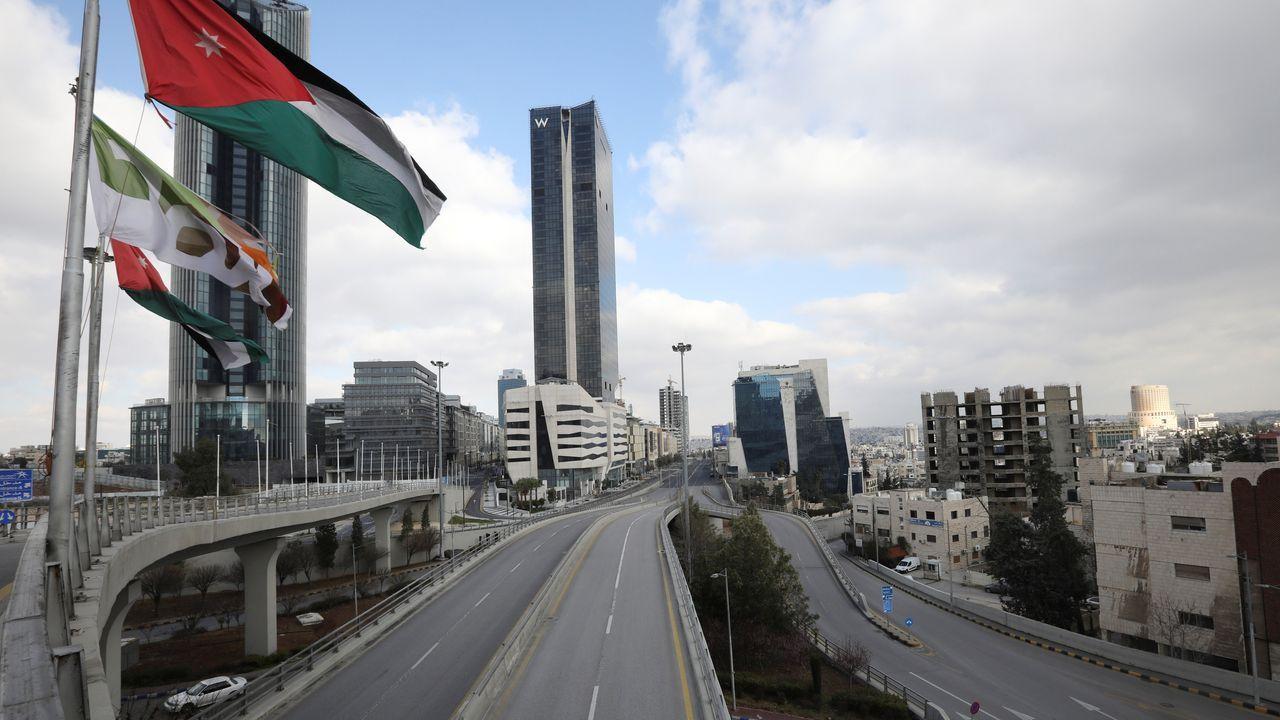 Amman, Jordania