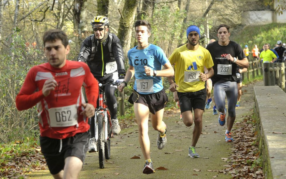 La carrera absoluta tiene un recorrido de 12 kilómetros