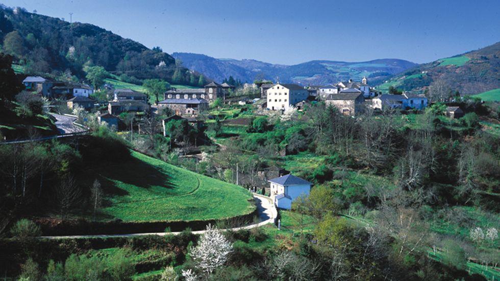 Pesoz, segundo concejo asturiano con menos población