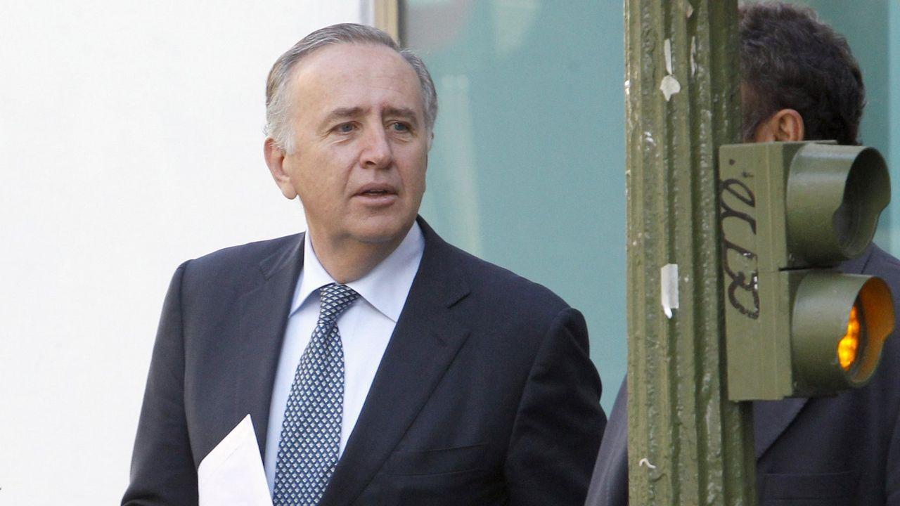 Botas y González-Robatto, en la jornada inaugural de Navalia
