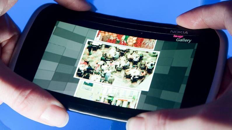 Los «smartphones», las estrellas de la feria mundial del móvil