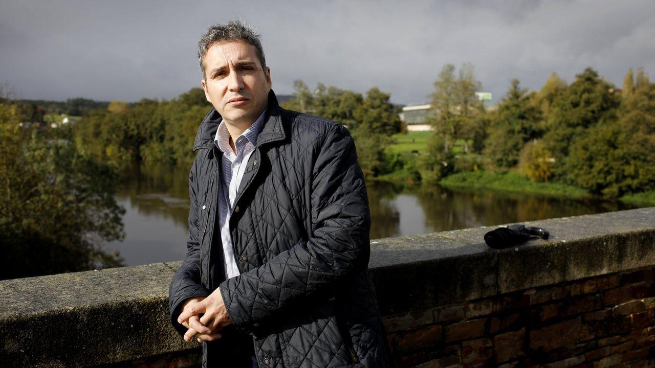 JAVIER CERQUEIRO. Número 2 del PSOE por la provincia de Lugo