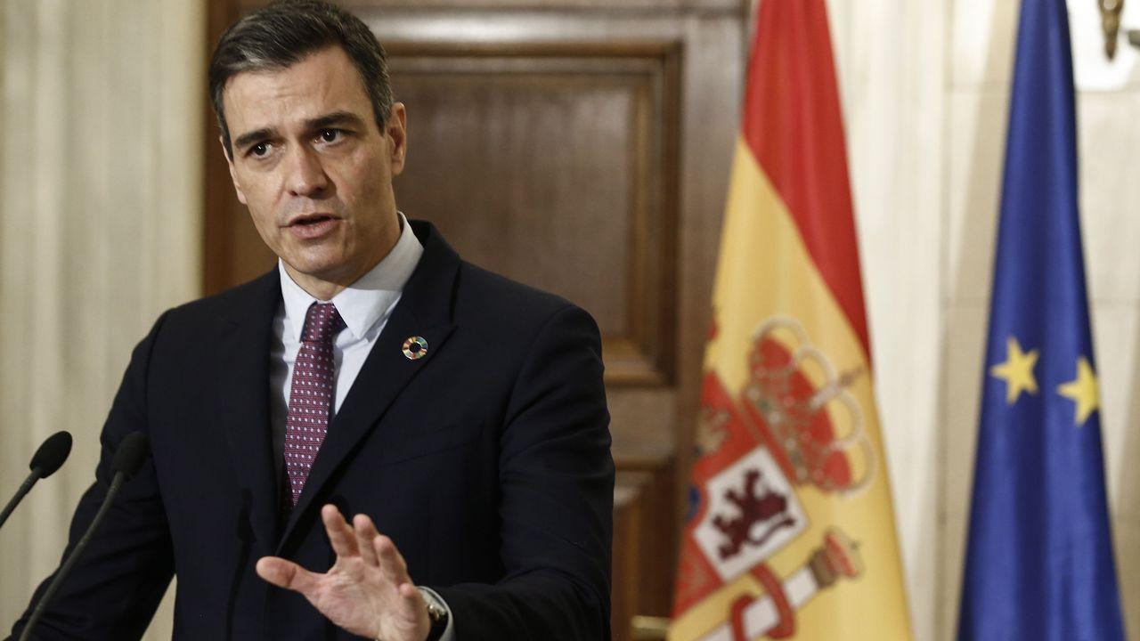Calvo insiste en rechazar el plan B jurídico del PP: «Este Gobierno no quiere nada en B».La candidata de Más Madrid, Mónica García, y el líder de Más País, Íñigo Errejón, durante la campaña del 4M