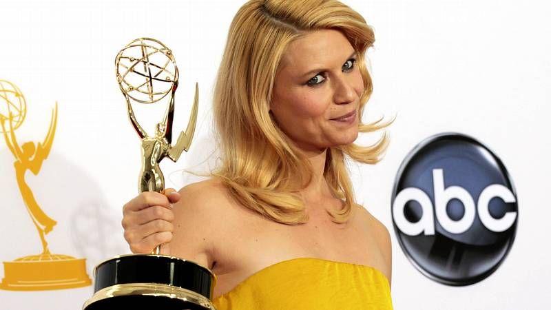 Sorpresas en los premios Emmy.Jessica Lange hace el papel de monja en «American Horror Story».