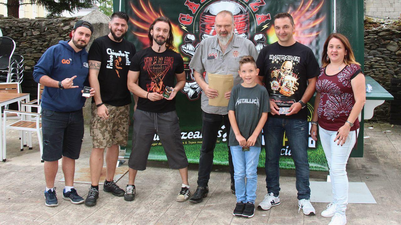 Scorpions levanta el Resurrection de Viveiro