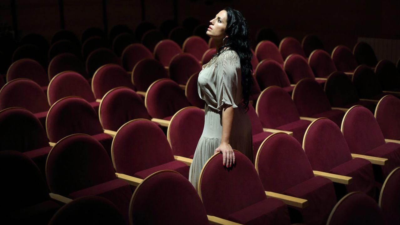 Sandra Calderón & Flamenco Band actúa en el Clavicémbalo