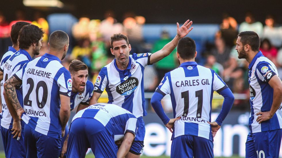 Las mejores fotos del Deportivo-Las Palmas