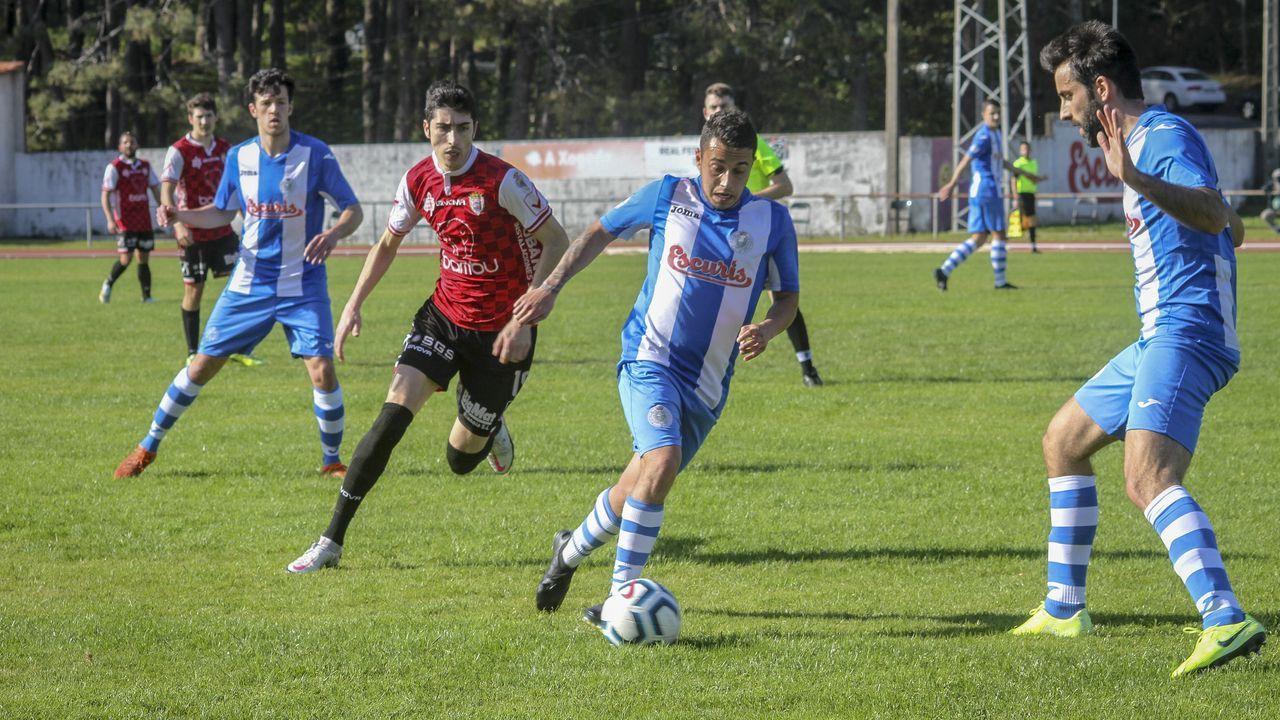 El Campeonato Gallego de Duatlón de Estradallegó a Boiro.Teira, en el derbi frente al Noia