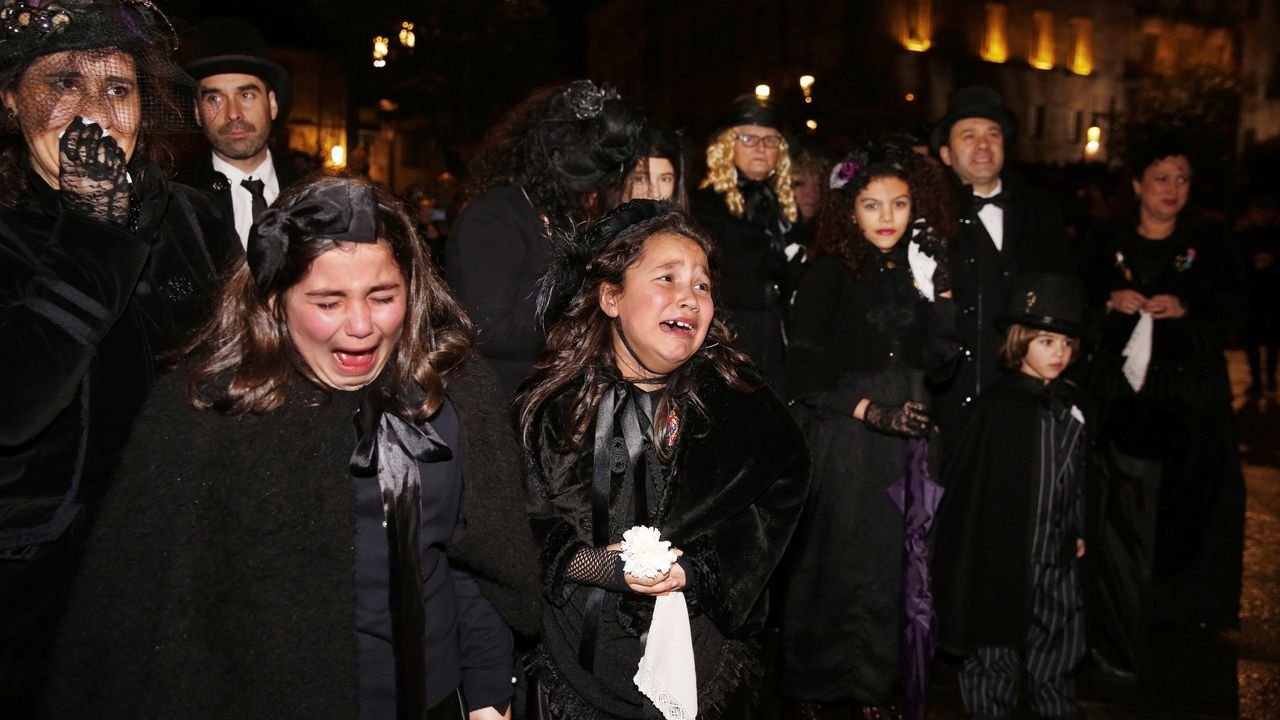 Pontevedra llora a Ravachol