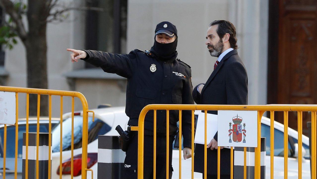 Antonio Molons, secretario de Comunicación de la Generalitat catalana