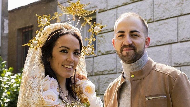 El diseñador de moda vianés, Jorge De Álvarez, participa en el programa