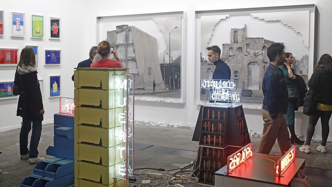 Solo Project del artista cubano Carlos Garaicoa en la galería Continua
