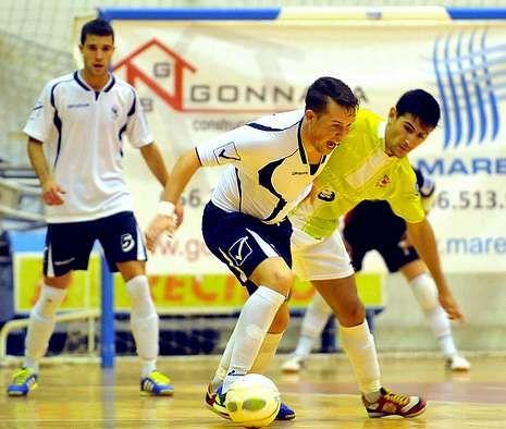 O Parrulo ya cayó en la Copa del Rey ante el Manacor, que milita en Primera División.