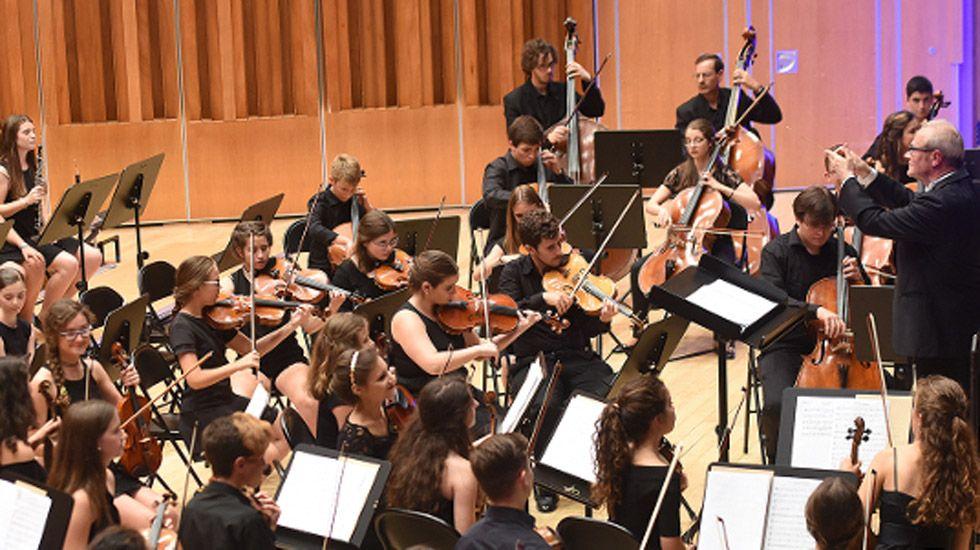 Escuela Internacional de Música.Los Reyes en Los Oscos