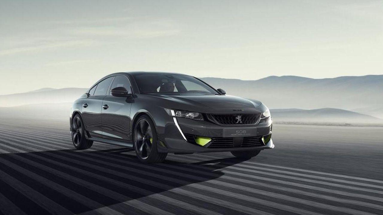 Así son los nuevos cines de As Termas.El concept-car 508 Engineered by Peugeot Sport