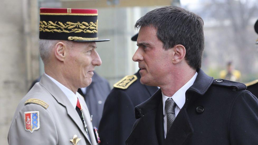 Manuel Valls fue el primero en confirmar que no había supervivientes