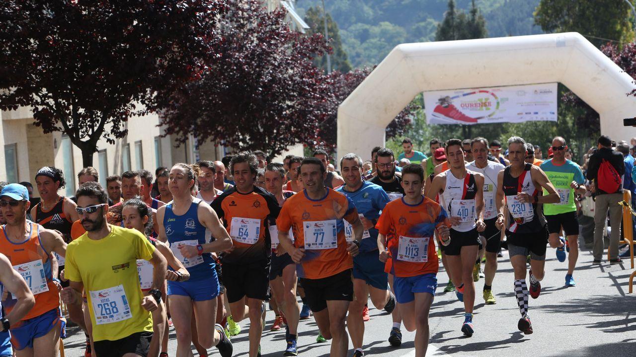 ¡Búscate en el Correndo por Ourense de O Vinteún!